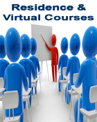 Residence/Virtual Courses